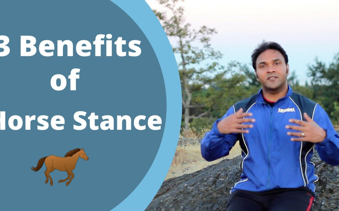 3 Reasons to Practice Horse Stance