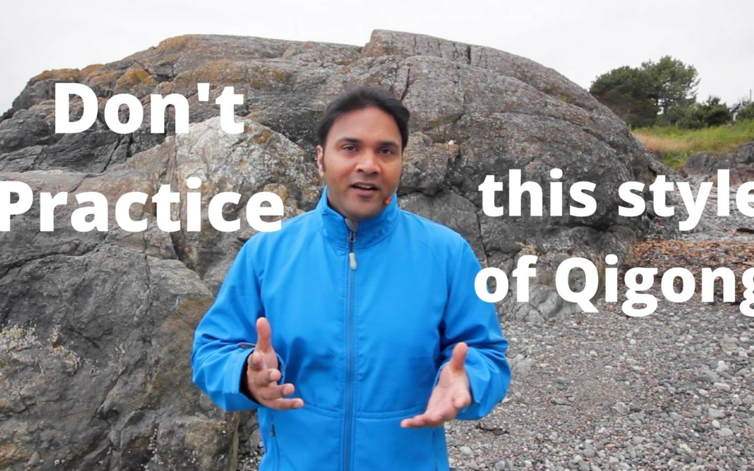 Don't Practice this Style of Qigong