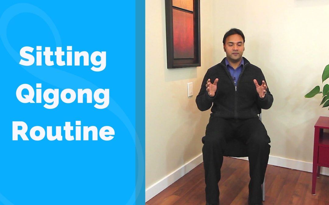 Sitting Qigong Routine