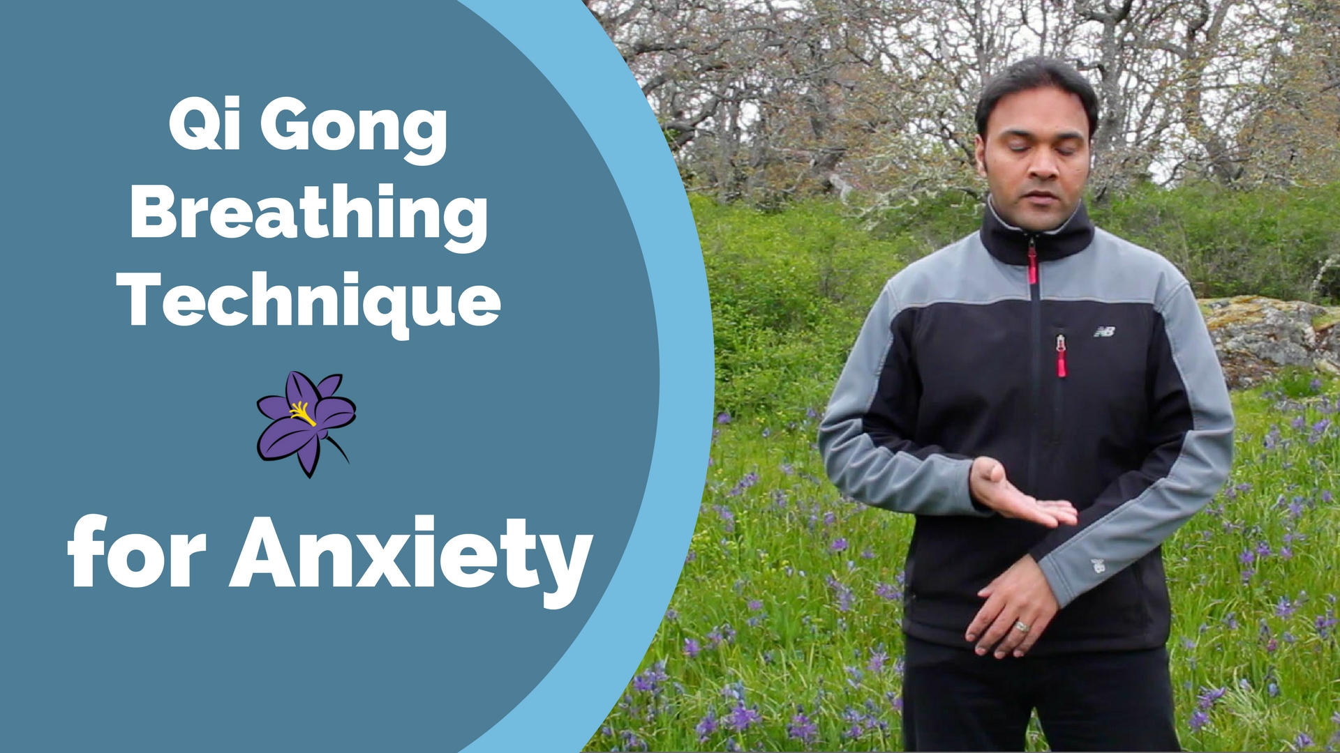 Qi Gong Breathing Technique for Anxiety