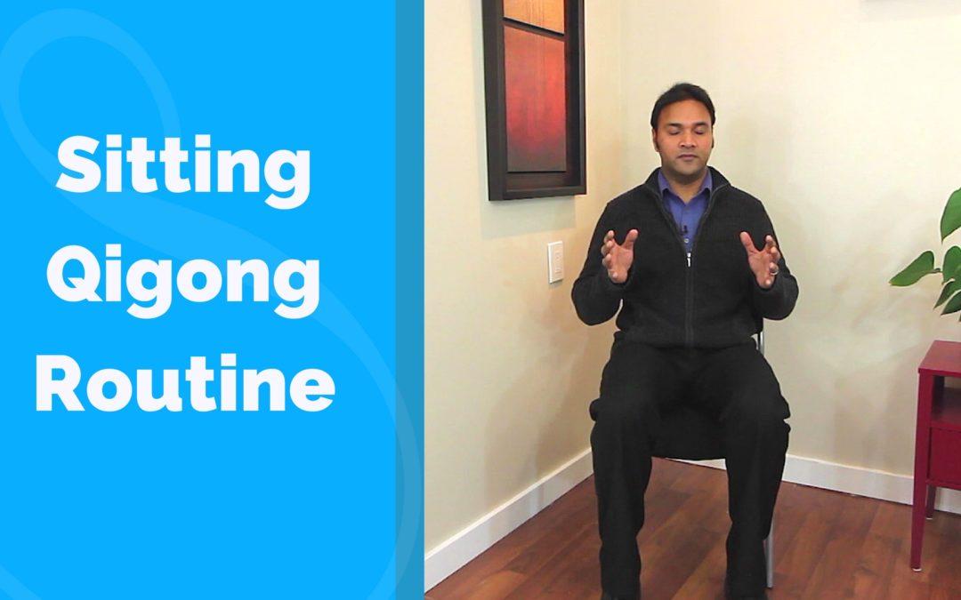 Sitting Qigong Routine