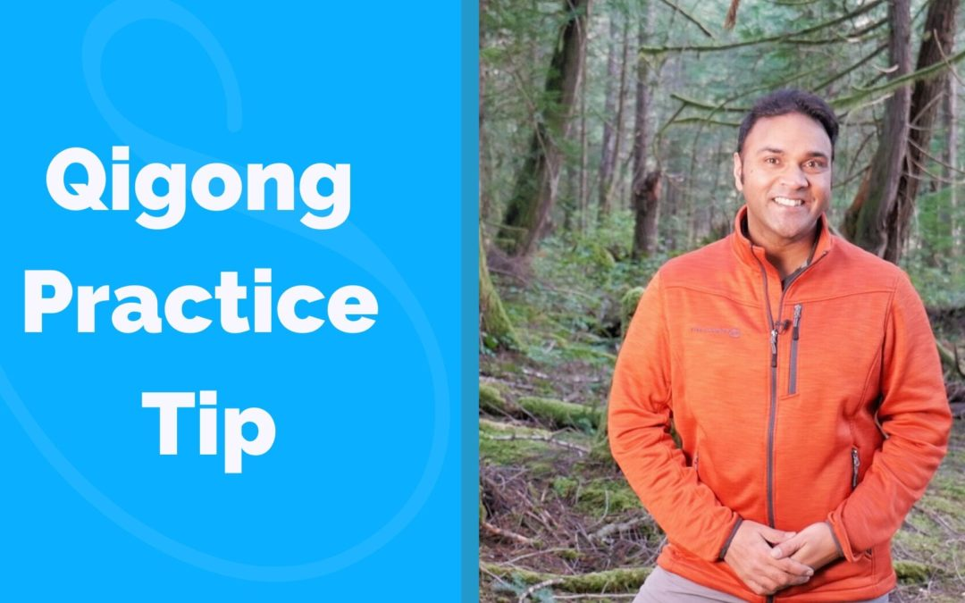 Qigong Practice Tip – Imperfect Action