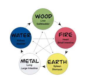 five elements qigong