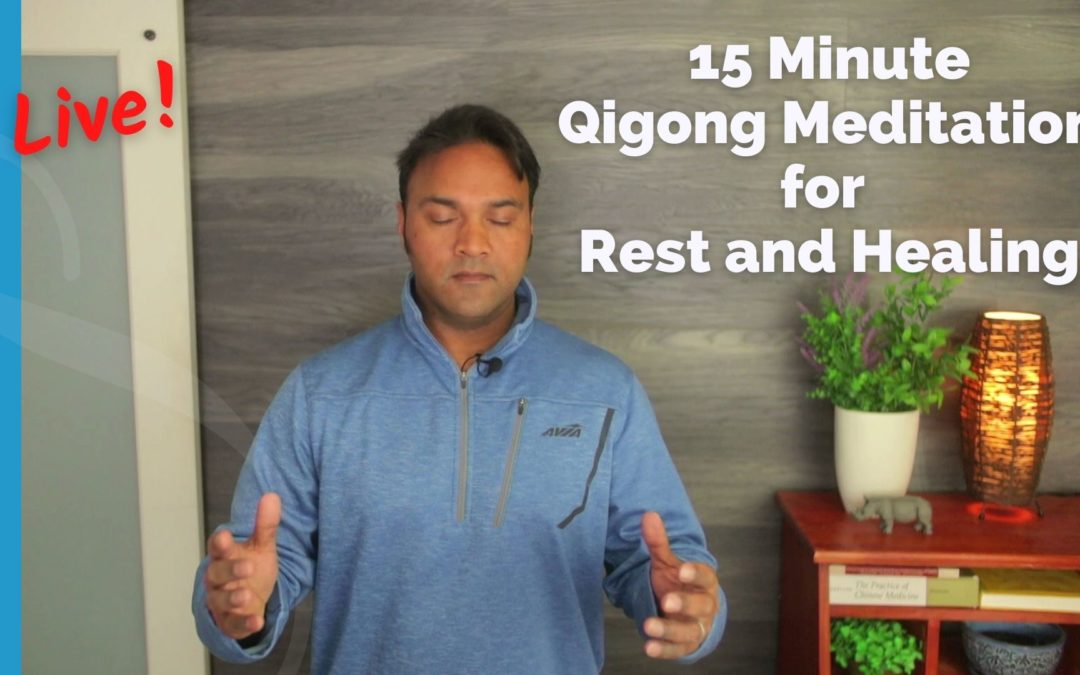 Qigong Meditation for Rest and Healing