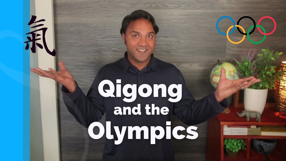 Qigong and the Olympics