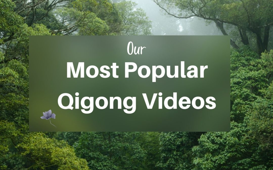 Our Most Popular Qigong Videos